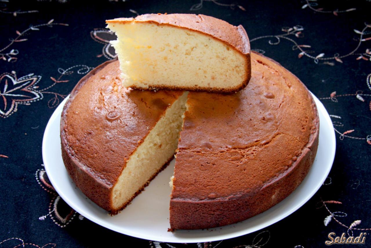 Быстрые торты с бисквита