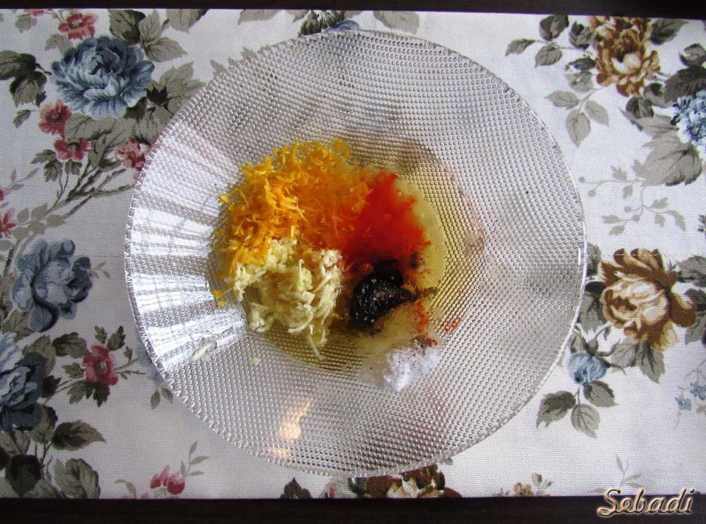 Постный салат из фасоли