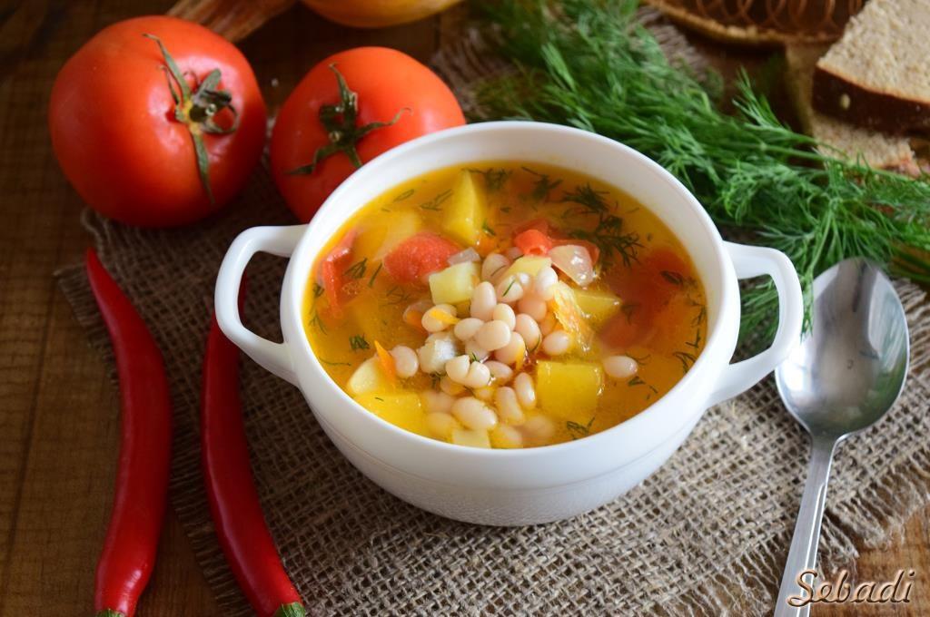 суп с тыквой