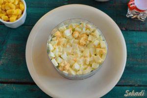 салат к Новому году